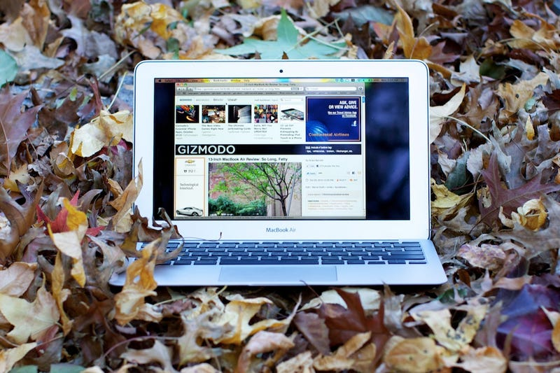 Is the MacBook Air the Perfect Traveling Writer's Laptop?