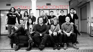 <i>Kotaku</i> 'Shop Contest: 'Shop <i>Kotaku</i>