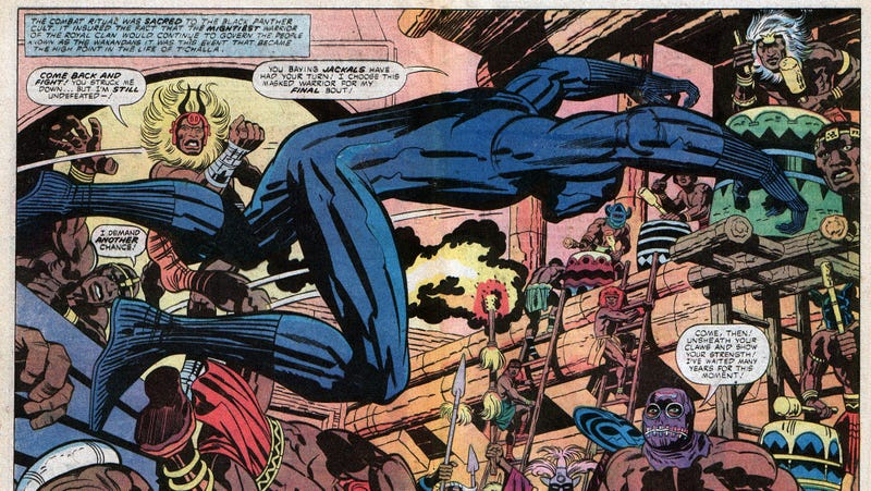 When I Learned to Love Jack Kirby