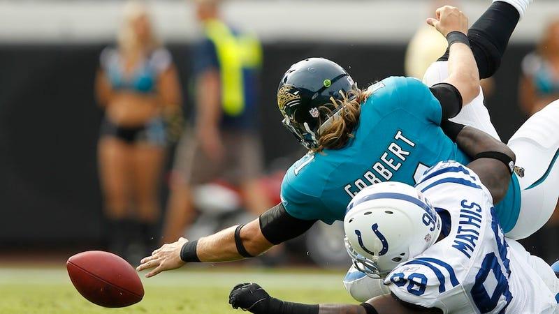 Why Your Team Sucks 2012: Jacksonville Jaguars