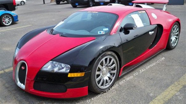 Man Trades In $1.6 Million Bugatti Veyron For Corvette ZR1, Doesn't Look Back
