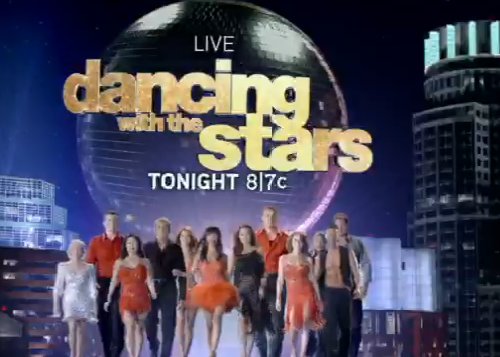 LIVE: Dancing with the Stars, Season 11, Week Five