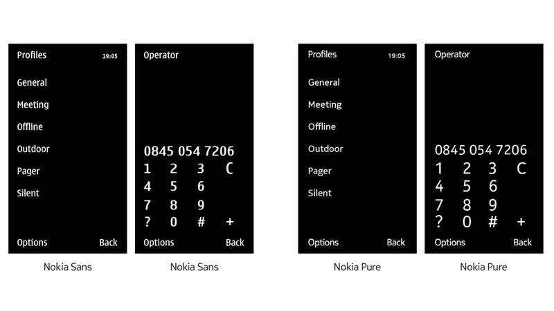Nokia's Iconic Phone Typeface Sent to the Grave