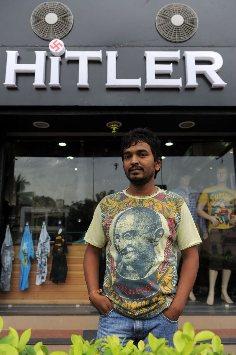 If You Name Your Clothing Store 'Hitler,' Don't Act All Surprised When It Pisses People Off