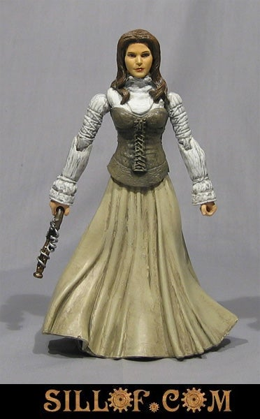 Star Wars Action Figures Stoke the Steampunk Fire