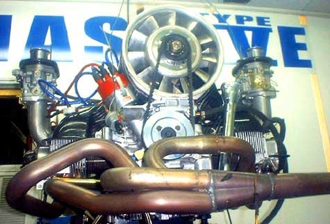 The Other Air-Cooled VW Engine: Type IV