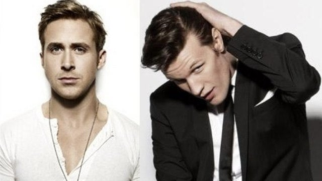 Ryan Gosling and Matt Smith are making a movie together!