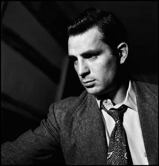 Jack Kerouac's Fantasy Baseball Dorkdom