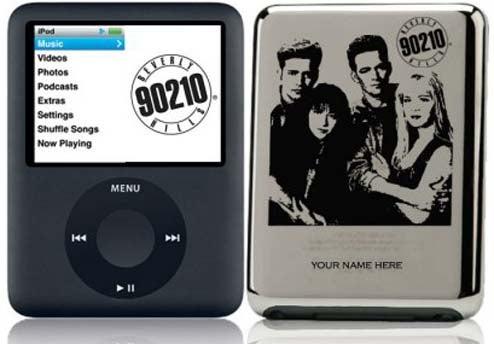 90210 iPod nano Will Make You the King Duderino