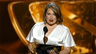 The Only Emmys GIF You'll Ever Need, Starring Merritt Wever