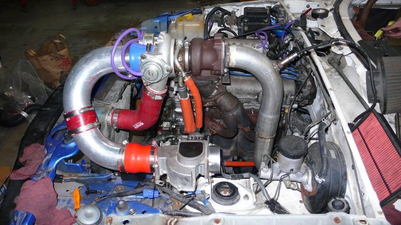 Eyesore Racing's Ghettocharged Miata Fears No Turbocharged Peugeot Surrender Monkeys!
