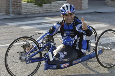 Alex Zanardi Is Ten Times The Man/Woman You Are