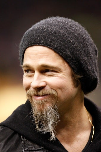 Thanks For The Memories, Brad Pitt's Beard
