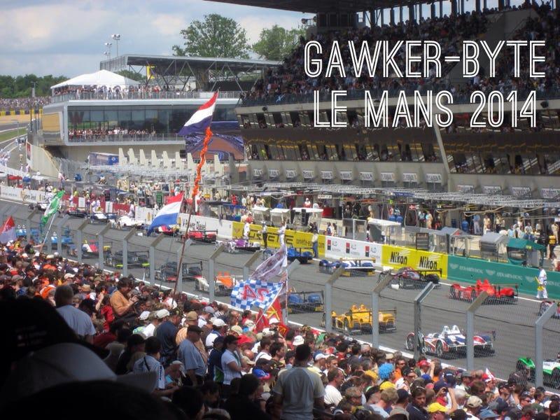 Le Mans Headcount