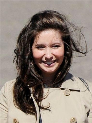 Bristol Palin's MySpace File