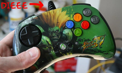 Wireless Xbox 360 Controllers on the Way From Mad Catz
