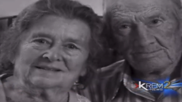 Elderly Couple Killed in Car Crash Found Holding Hands