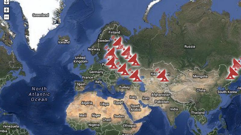 Old KGB Radio Intercept Stations Are Still Operational and Listening