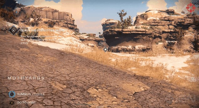 It's Destiny, Running In 1080p, On The Xbox One
