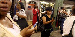 MTA; Cellphones Could be a Security Risk