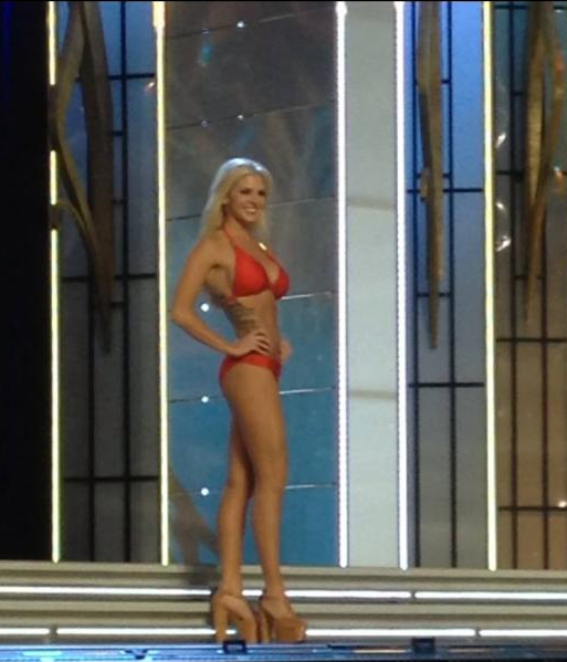Meet the First Miss America Contestant to Reveal Her Tattoos