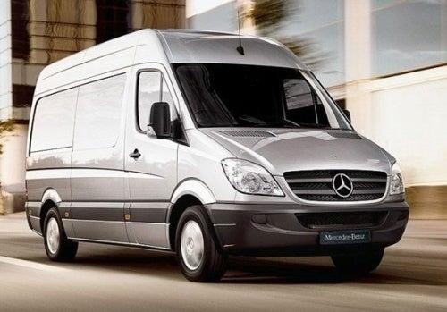 Sprinter Divorces Dodge, Moving Back In With Mercedes