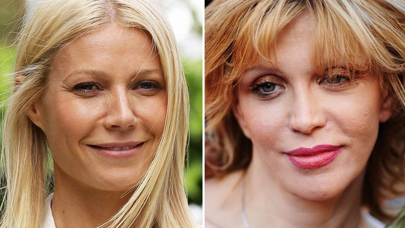 Gwyneth Paltrow: 'Once You're A-List, You're Always A-List'
