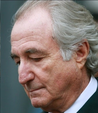 Bernie Madoff's Only Regret