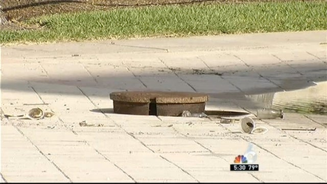 Drunk Miami Man Drowns Searching Sewer for Lost Keys, Survives