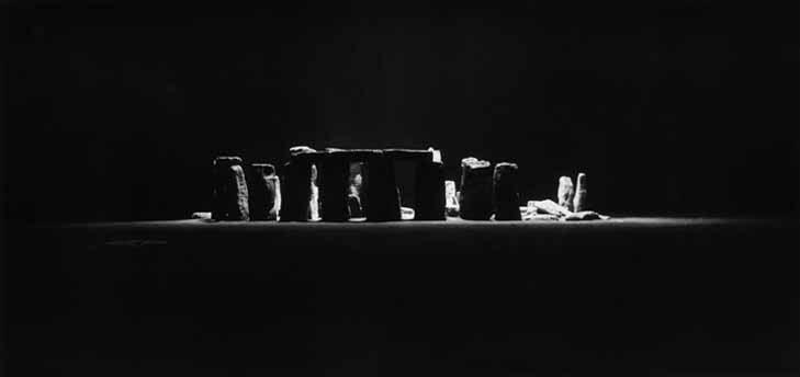 Stonehenge at Night, 1944