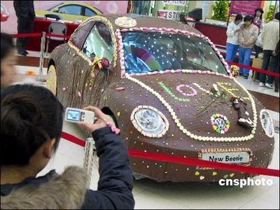 Chocolate-Covered Beetle, But Does It Run On Biodiesel?