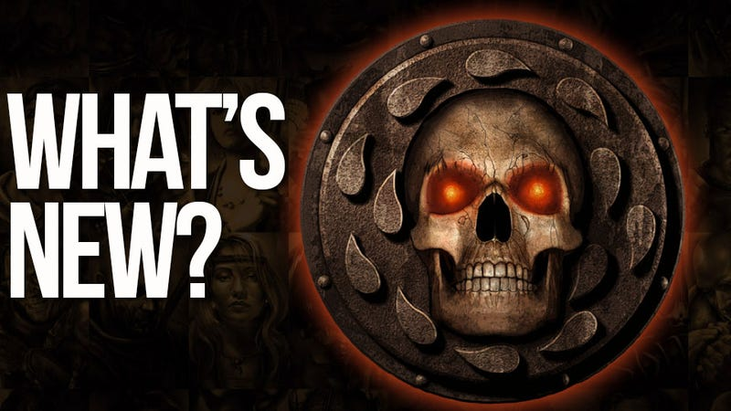 Baldur's Gate Is Back. New Characters, Dungeon Coming September 18