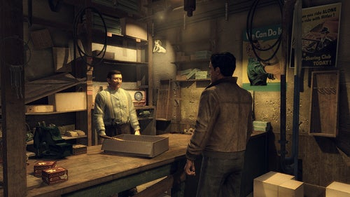 Ah, Your Mother Was A Mafia II Screenshot