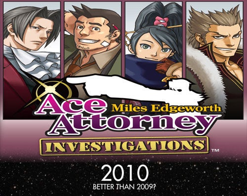 Ace Attorney Investigations Preview: More Of A Game