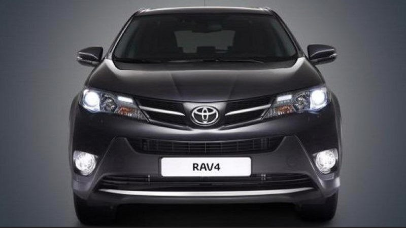 The 2014 Toyota RAV4 Is A Sleeping Pill You Can Drive