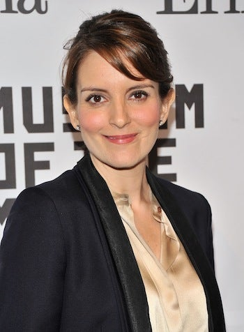 Tina Fey Pregnant With Second Child