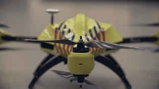 This 60-MPH Ambulance Drone Could Be 10 Times Better At Saving Your Life