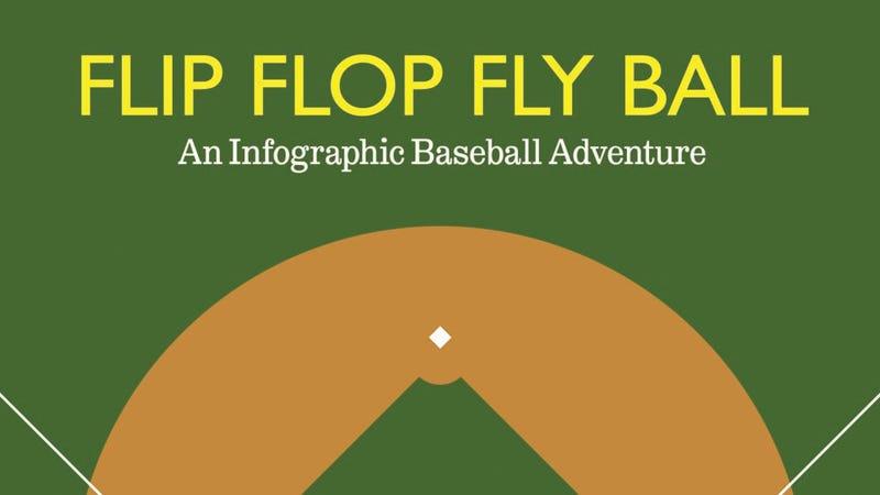A Magical Infographical Tour Through Baseball