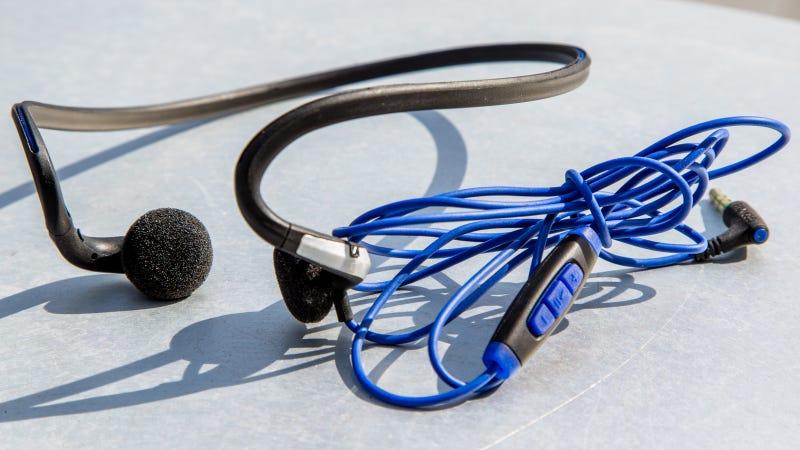 Sennheiser Running Headphones