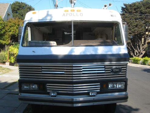 1970s Apollo Motorhome