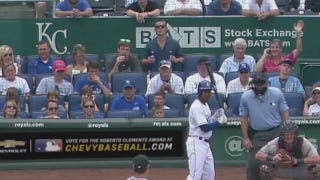Furiously Double-Fisting Royals Fan Is A Damned National Hero