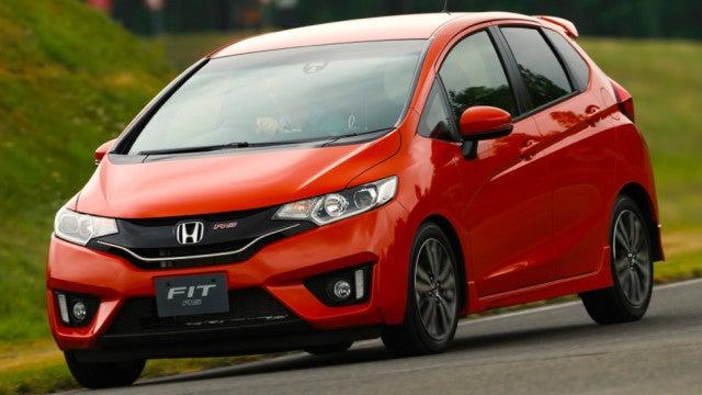 2015 Honda Fit Gains A Small Dash Of Horsepower
