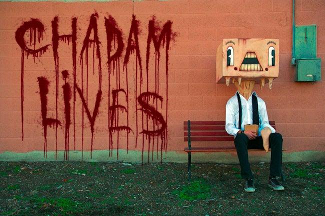 Square-Headed Chadam Is Vulture City's Savior