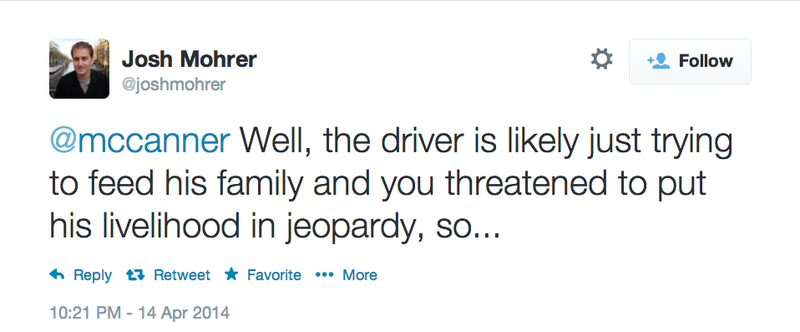 "Head of Uber NY Attacked a Woman On Twitter For Making ""Trouble"""