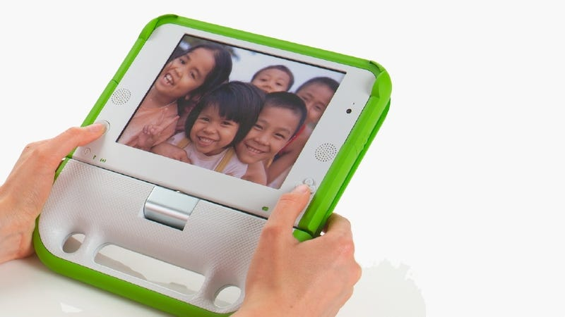 New OLPC Idea: Literally Throw Them at Children from Helicopters
