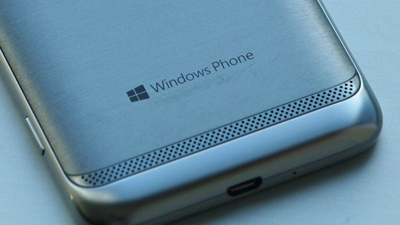 Here's Your First Look at a Windows Phone 8 Phone (Updated)