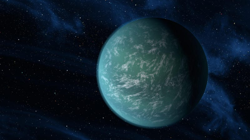 Astronomers say Super-Earths may be completely sterile