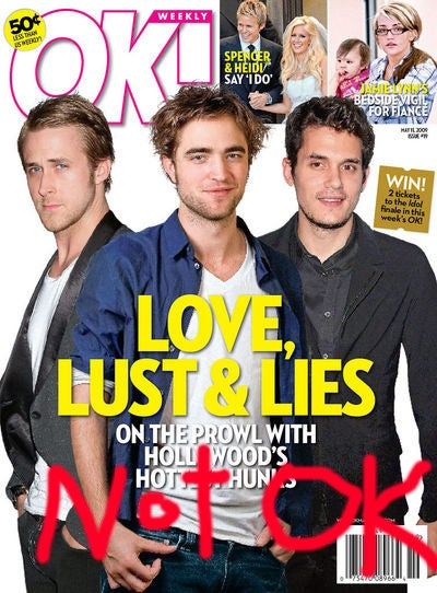 OK! Magazine Now Just Toying With Soon-To-Be Fired Staff