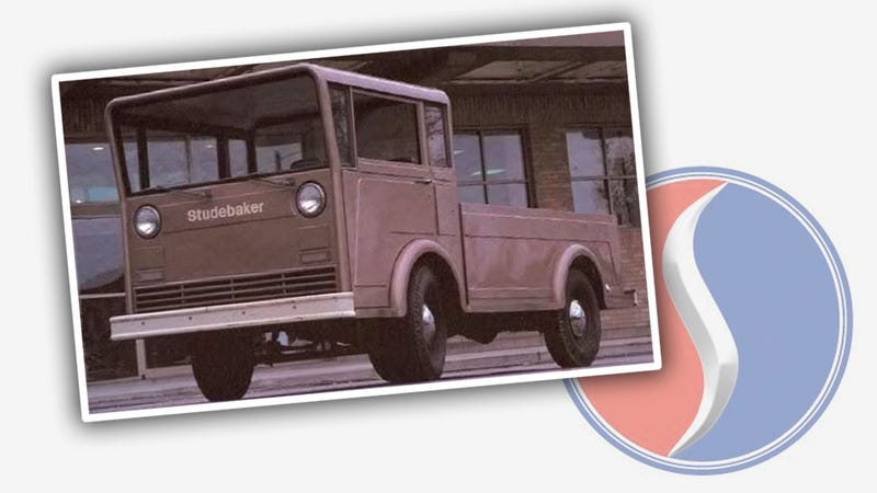 The Ultimate Appliance Car: The Studebaker Westinghouse Pickup