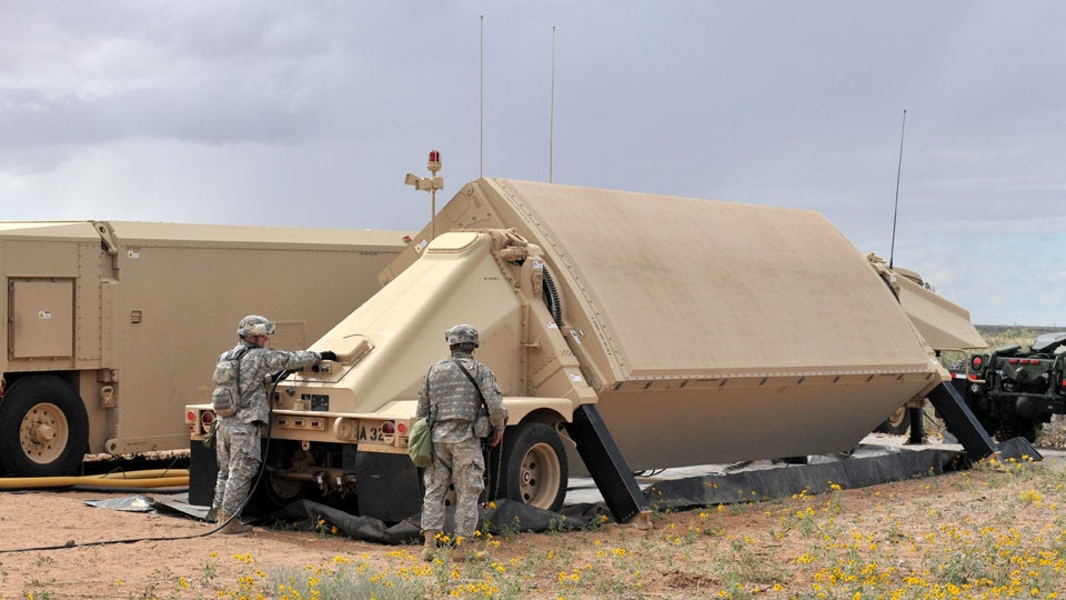 Militer AS di Jepang Pasang Radar Canggih X-Band